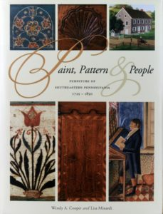 cover to Paint, Pattern & People