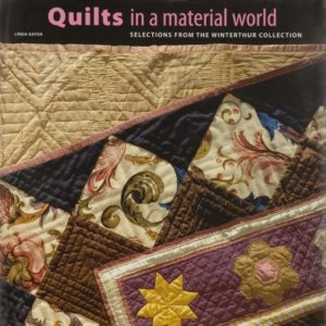 cover to Quilts in a Material World