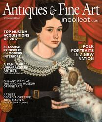 cover of Antiques and Fine Art
