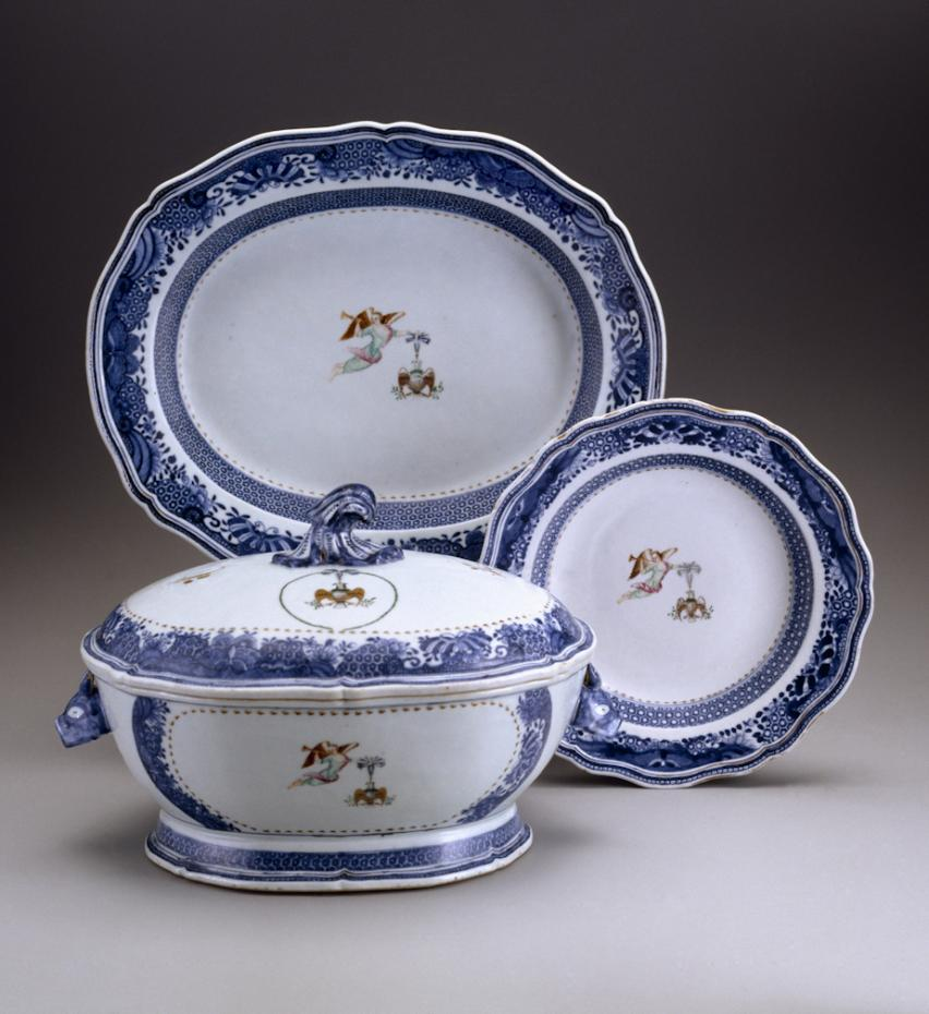Society of Cincinnati dinnerware