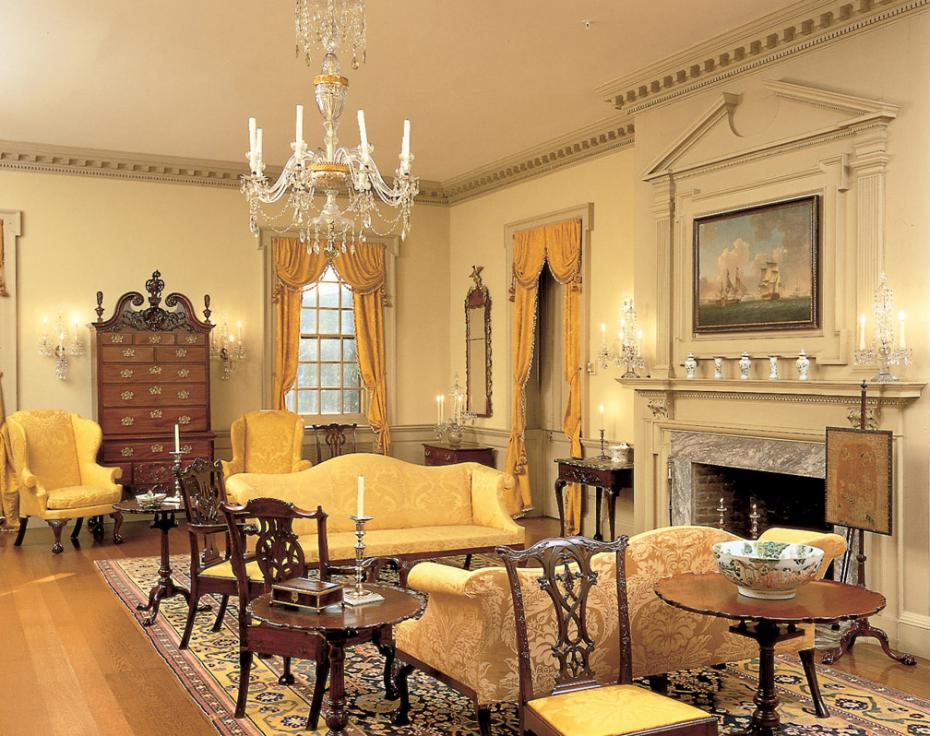 Port Royal Parlor