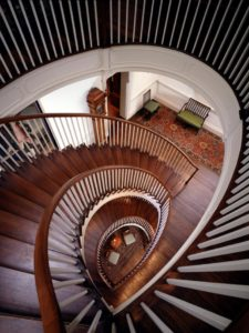 montmorency spiral staircase