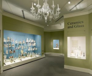 ceramics and glass gallery