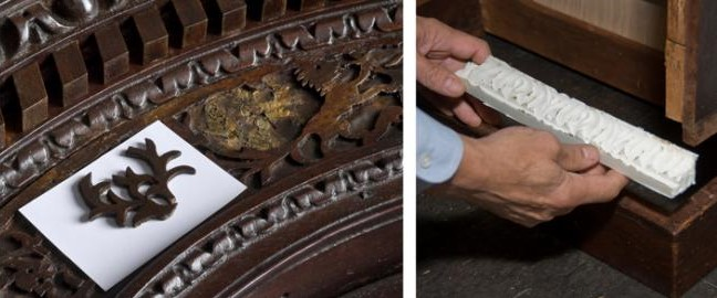 furniture conservation montage