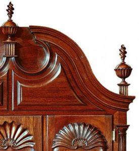 upper portion of armoir furniture licensed partner Kindel