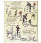 early bicycle instructions
