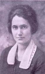portrait of Maxine Maxson Waldron