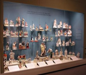 Bernard Collection of Staffordshire figures