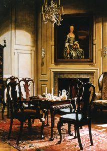 ainting of the Readbourne Parlor