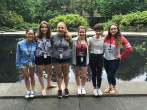 2016 Teen Volunteers