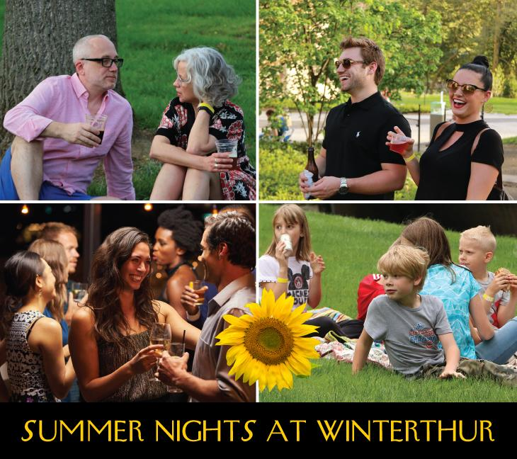 Summer Nights at Winterthur